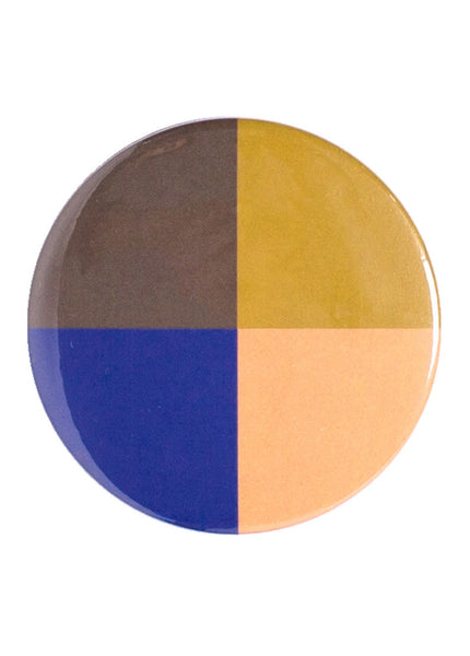 Button Mirror - Color Wheel