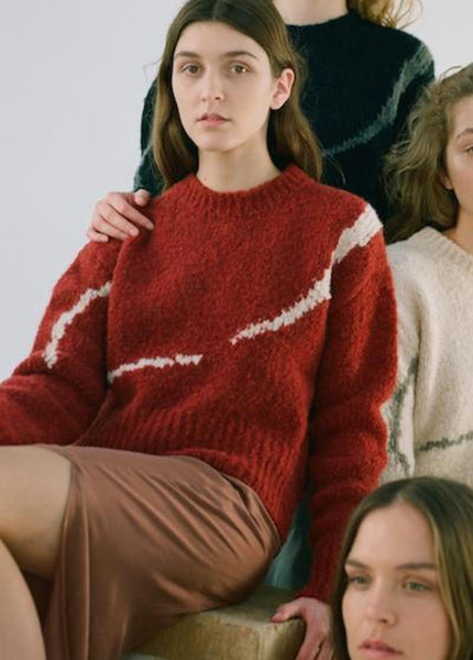 Linda Listen Sweater