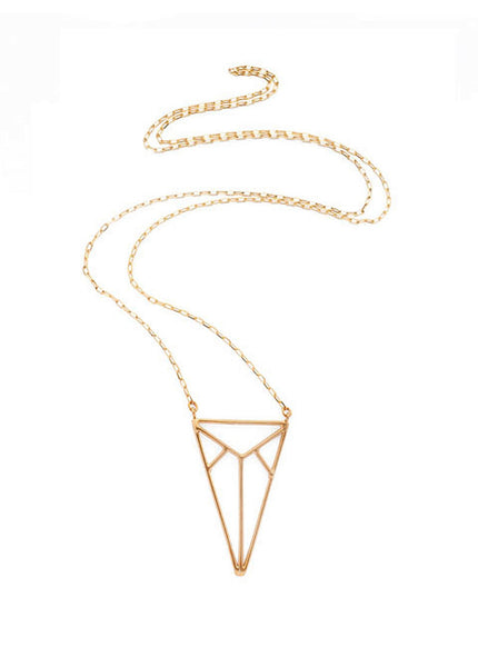 Scriba Necklace