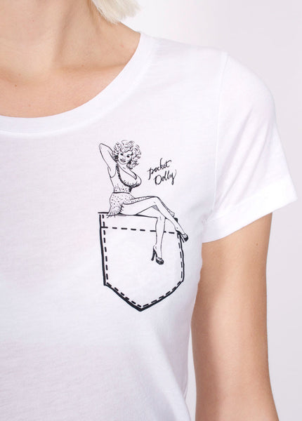 Pocket Dolly Tee