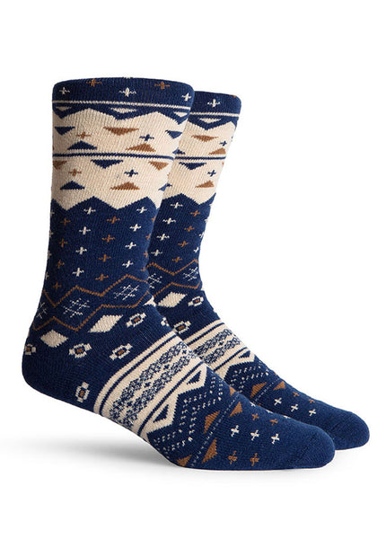Flint Crew Socks