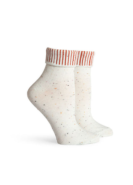Nori Fold Top Ankle Socks
