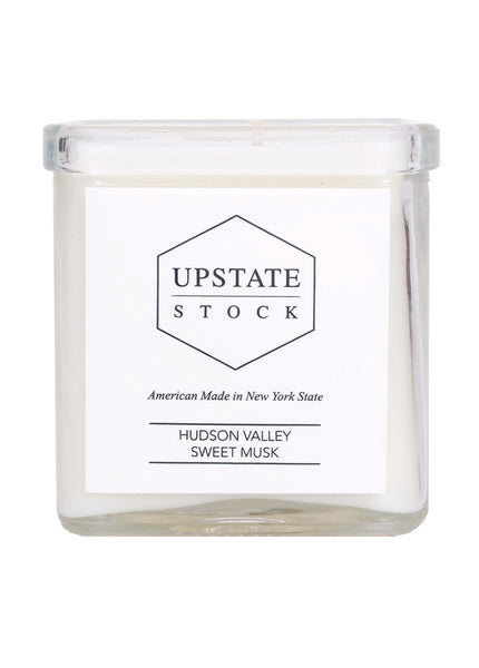 Hudson Valley Sweet Musk Candle
