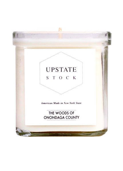 The Woods Of Onondaga County Candle