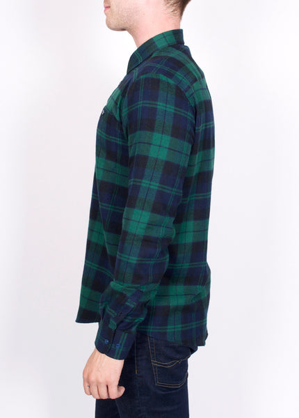 Alphin Plaid Flannel Shirt