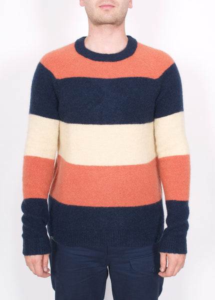Aaron Striped Sweater