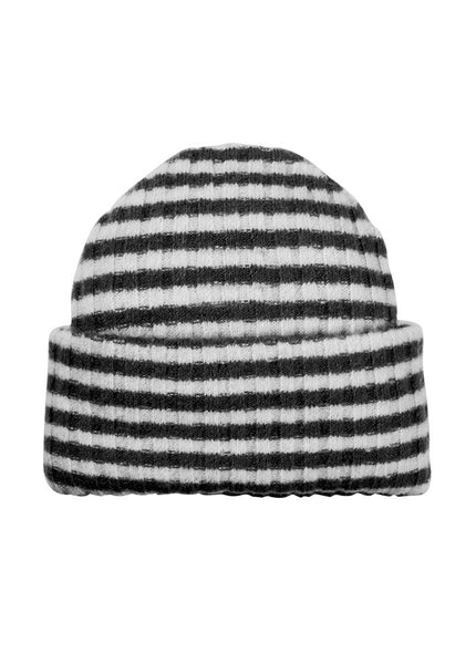Avery Striped Beanie