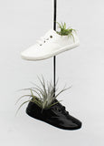 Large Shoe Pot Planter - White/Left