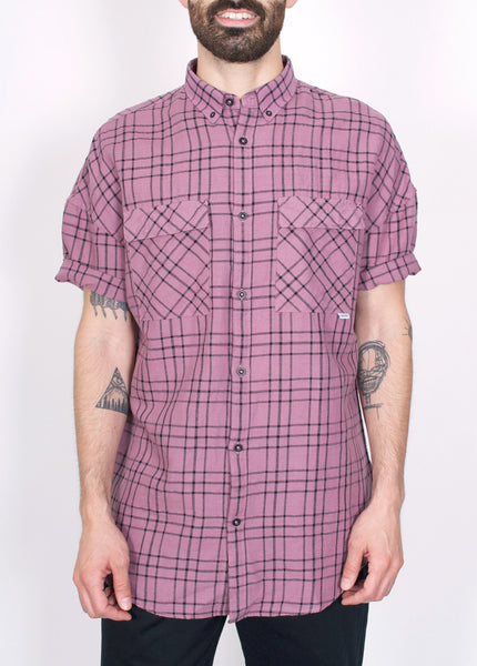 Rugger Plaid Linen Shirt