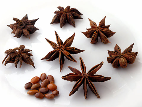 Anise Star Whole Bulk By The Ounce