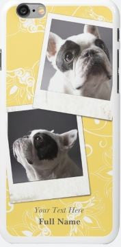 Phone Case with Your Dog's Picture