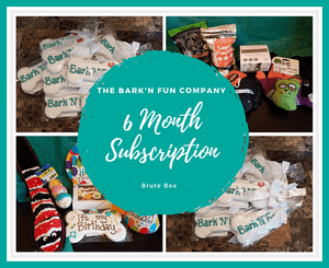 6 Month Subscription Plan, Brute Box