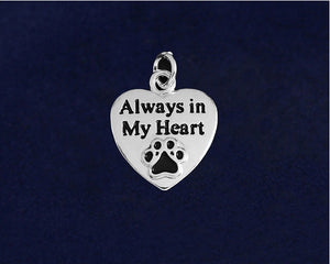 Always in My Heart Charm