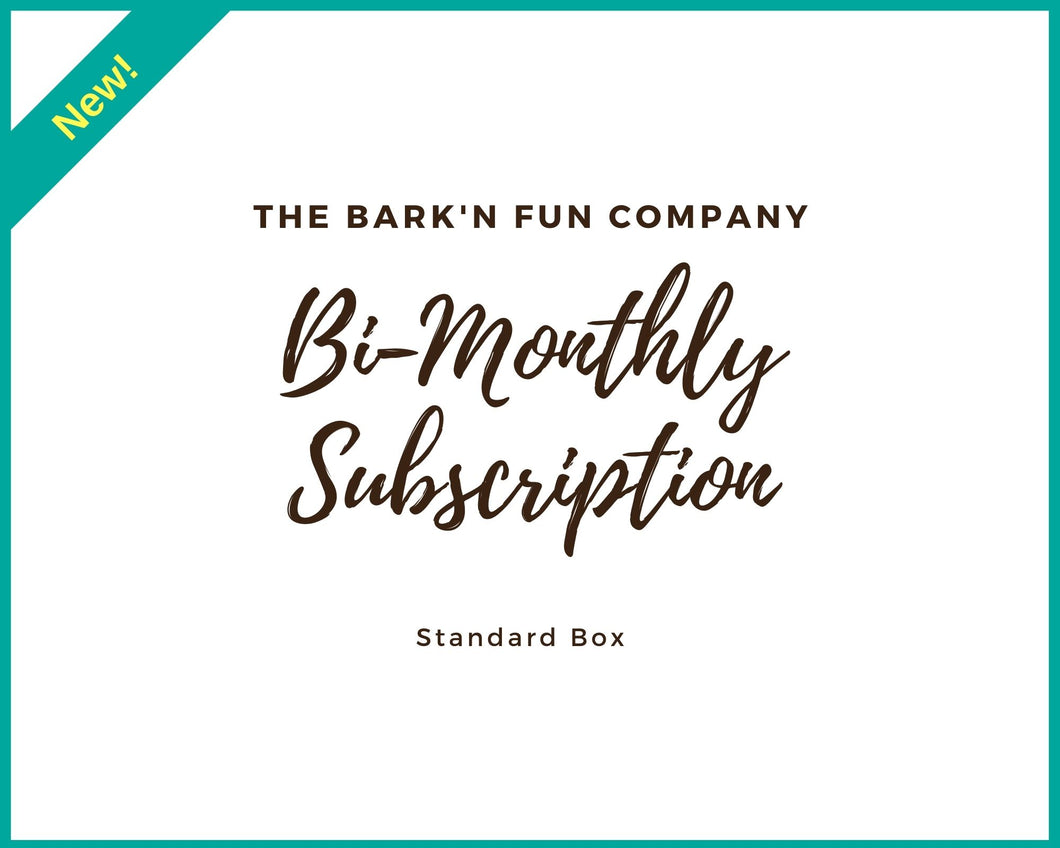 Bi-Monthly Subscription Plan, Standard Box