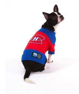Montreal Canadians Dog Jersey