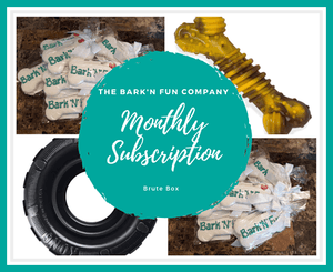 Monthly Subscription Plan, Brute Box