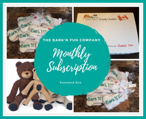 Monthly Subscription Plan, Standard Box