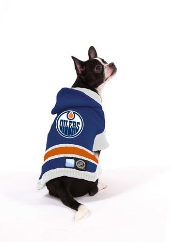 Official NHL®Team Sweater for Dogs - Canadian Teams