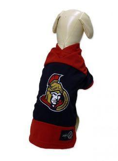 Official NHL® Dog Team Jersey - Ottawa Senators