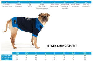 Official NHL® Dog Team Jersey - Edmonton Oilers