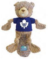Load image into Gallery viewer, Buy Eh Canada NHL® Beaver Dog Toy from Bark'N Fun Today! -Dog Toys