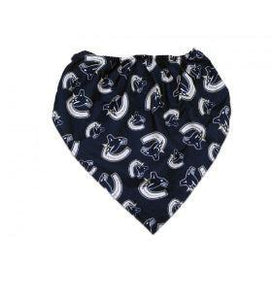 NHL Dog Bandana Vancouver Canucks by Togpetwear Official Licensee