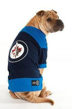 Load image into Gallery viewer, Winnipeg Jets Dog Jersey