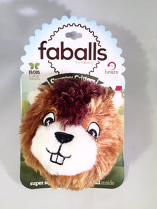 Faballs By Fab Dog - Country Critters Dog Toy