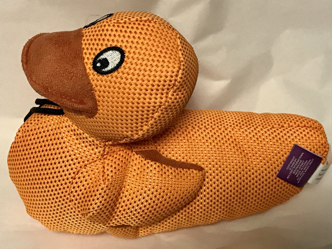 Sponge Ducky Bath Toy for Dogs