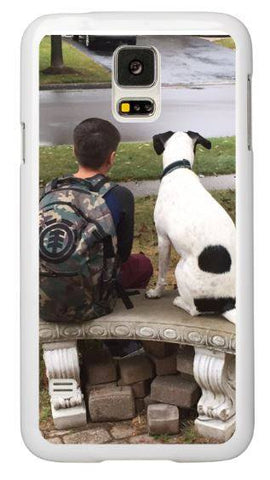Personalized Phone Cover - Samsung Galaxy Personalized Phone Cover - Your Dog's Pic Here!