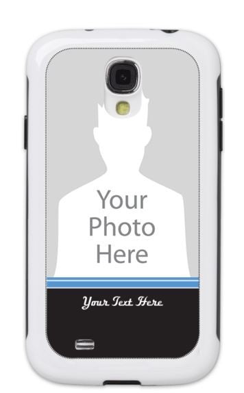 Samsung Galaxy Personalized Phone Cover - Your Dog's Pic Here!