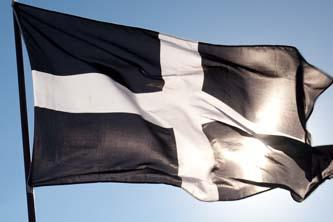 Celebrate St Piran's Day with beer and cider from Cornwall