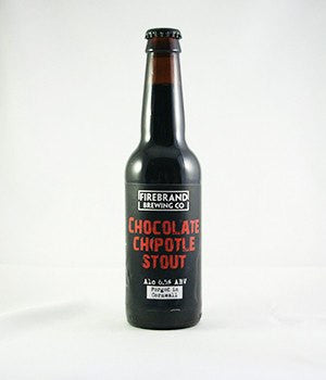 Firebrand Brewery - Chocolate Chipotle Stout