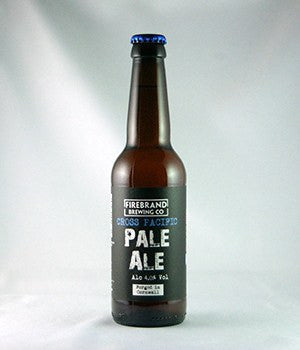 Firebrand Brewery - Cross Pacific Pale Ale
