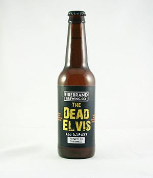 Firebrand Brewery - The Dead Elvis
