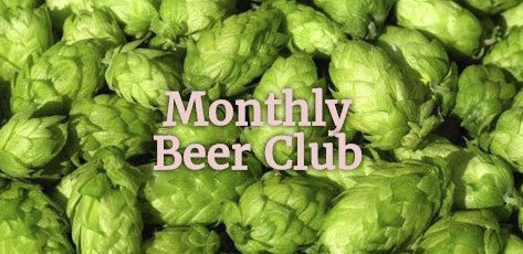 Monthly Beer Club