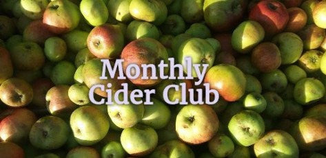 Monthly Cider Club