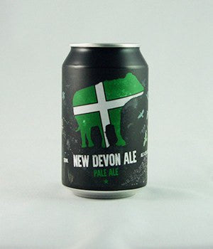 New Devon Brewing - New Devon Ale