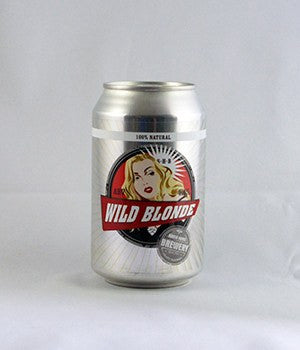 South Hams Brewery - Wild Blonde