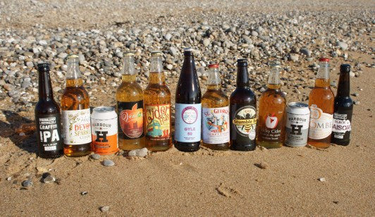 Mixed Box Of 12 Westcountry Beers & Ciders