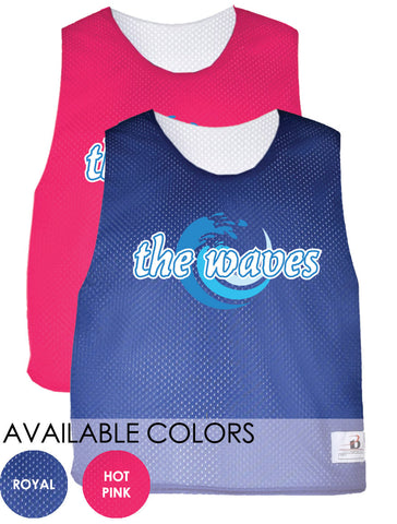 The Waves Pinnie