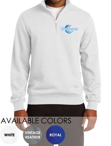 The Waves Pullover