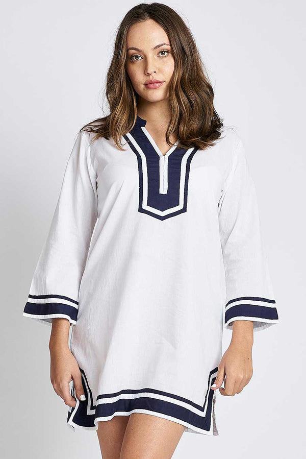 Sandy Tunic white
