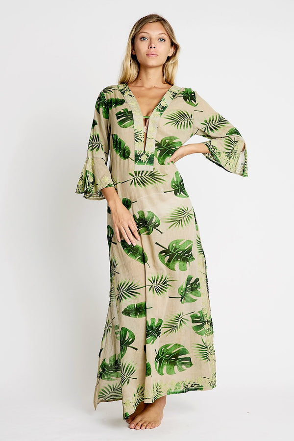 debbie katz cruise cabo flora long summer dress