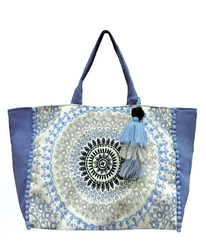 Sabita mala bag denim