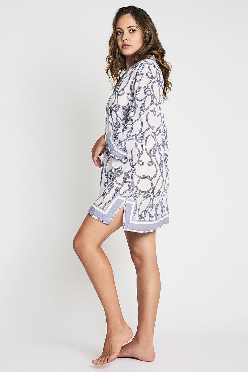 SANDY TWIST TUNIC