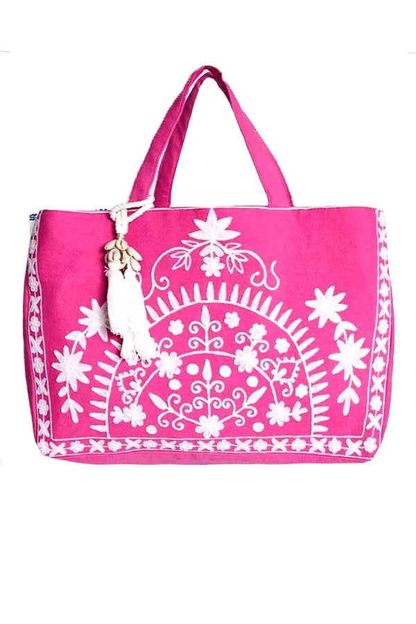Vida Bag Fuchsia