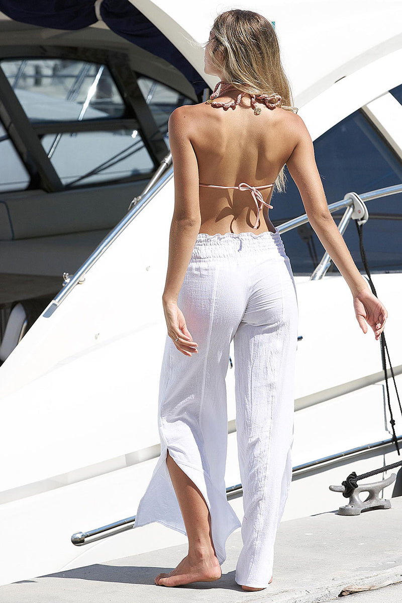 Resort Pant White