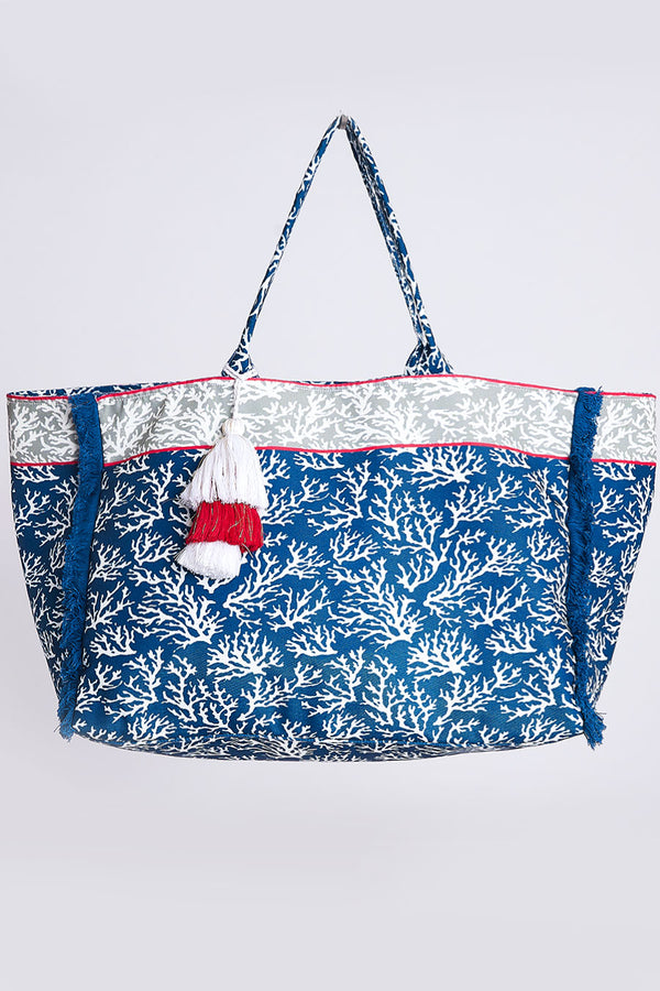 Sustainable Dori Bag Navy