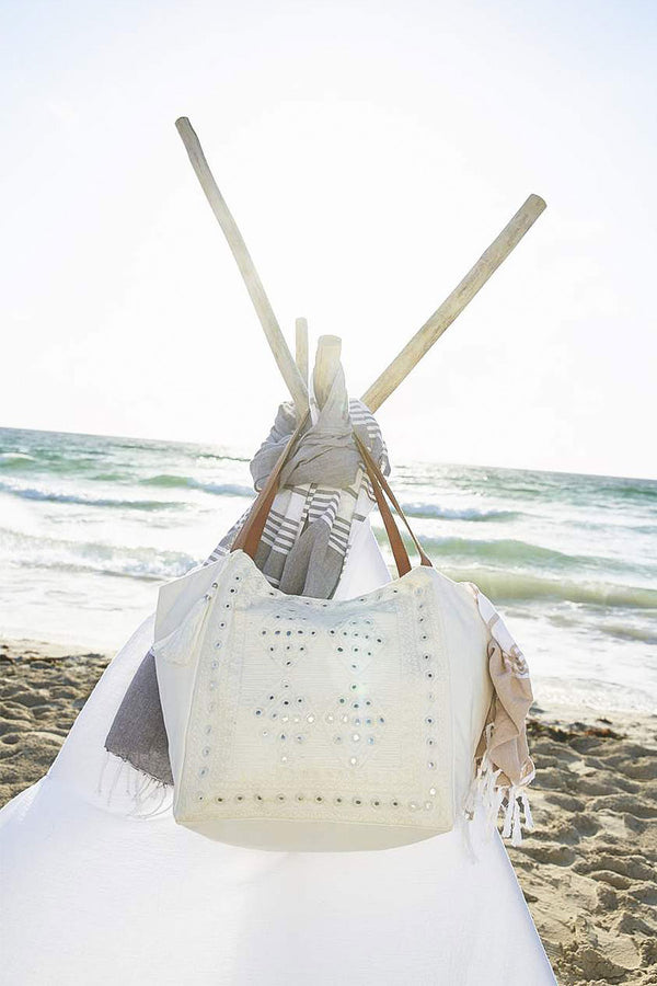 Bella Bohemian Beach Bag
